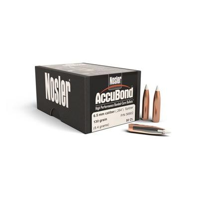 6.5MM ACCUBOND 130 GRAIN