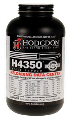 H-4350 1LB EXTREME RIFLE POWDER