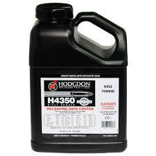 H-4350 8 LB EXTREME RIFLE POWDER