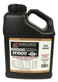 H-1000 8LB EXTREME RIFLE POWDER
