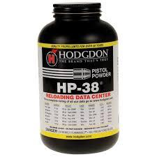 HP-38 1LB POWDER