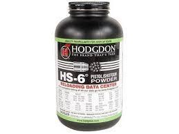 HS-6 1LB POWDER