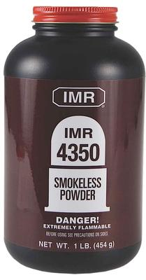 4350 1LB RIFLE POWDER