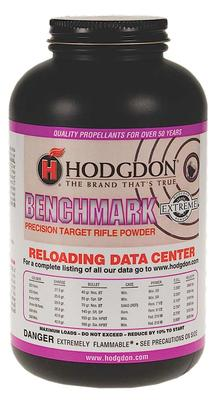 BENCHMARK 1 LB POWDER