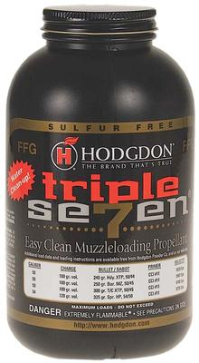 TRIPLE SEVEN FFG BLK POWDER