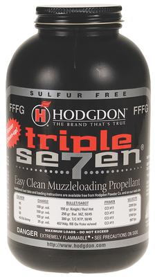 TRIPLE SEVEN FFFG BLK POWDER