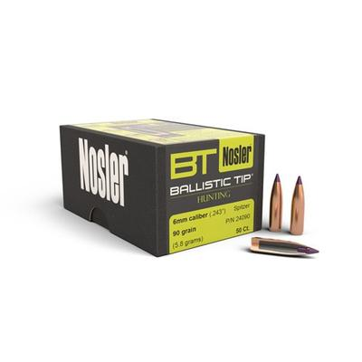 6MM BALL-TIP HUNTING 90 GRAIN