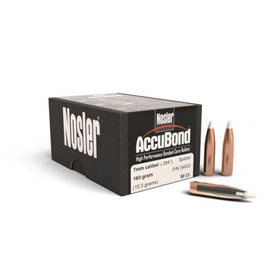 7MM CAL ACCUBOND 160 GRAIN