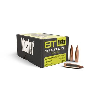 6.5MM BALL-TIP HUNTING 120 GR