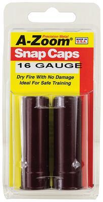 16GA SNAP CAPS