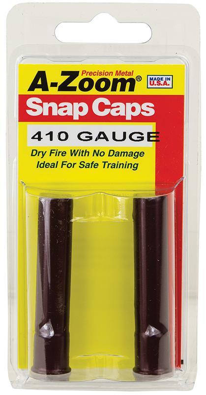 410 Cal Snap Caps