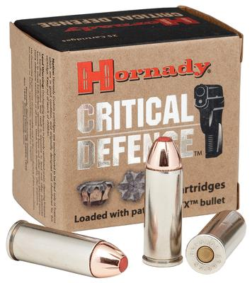 38SPC CRITICAL DEFENSE 110GR FTX