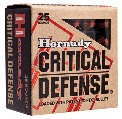 9MM CRITICAL DEFENSE 115GR FTX