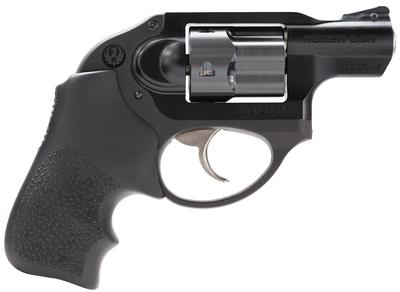 38 SPC M-LCR +P BLACK