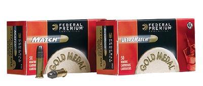 22LR GOLD MEDAL MATCH 40GR