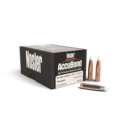 6.5MM ACCUBOND 140 GRAIN