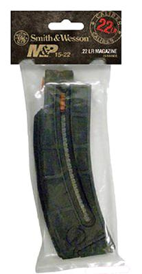 22LR MP-15/22 25RND MAGAZINE BLACK