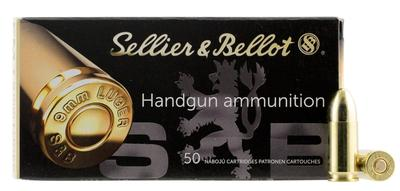 9MM 115GR FMJ 50 ROUNDS