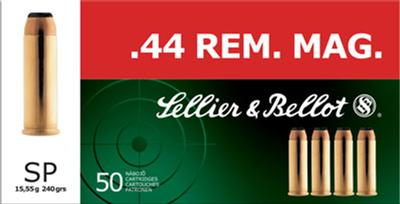 44MAG RANGE 240 GRAIN SOFT POINT