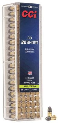 22 CB SHORT 29 GRAIN LRN