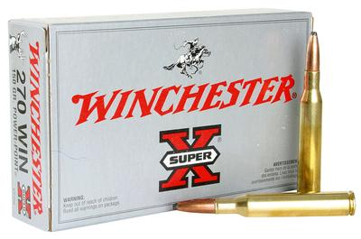 270 WIN SUPER-X 150GR POW-PNT