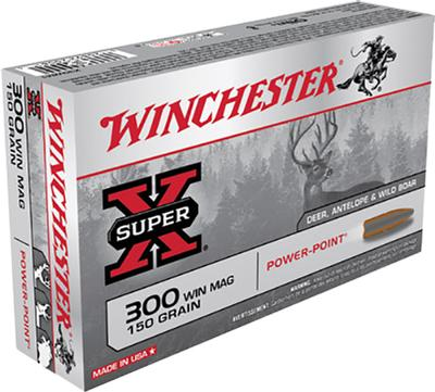 300 WIN SUPER-X 150GR P-POINT
