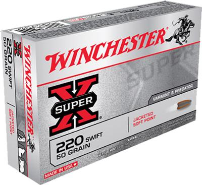 220 SWIFT SUPER-X 50GR PSP