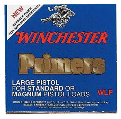 WLP LARGE PISTOL PRIMERS 100CT