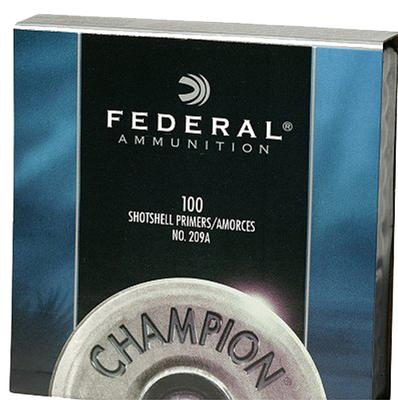 209A STANDARD SHOTGUN PRIMERS 100 CNT