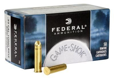 22LR GAME SHOK BIRD SHOT #12 LEAD