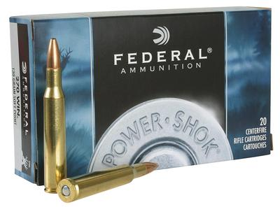 270 WIN. POWER-SHOK 130 GR SFT