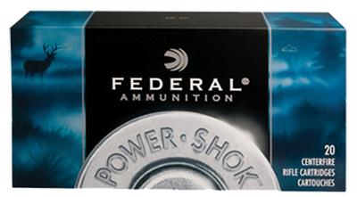 270 WIN POWER-SHOK 150GR SFT