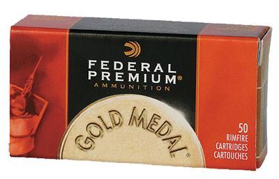 22LR GOLD MEDAL 40 GRAIN