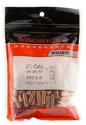 22CAL 64GR P-POINT BULLETS