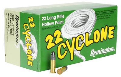 22LR 36GR HP CYCLONE