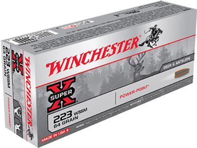 223 WSSM POW-POINT 64GR