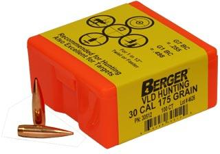 30 CAL 175 GR HUNTING VLD
