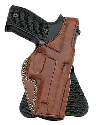 GLOCK 17 UNLINED PADDLE HOLSTER RH TAN