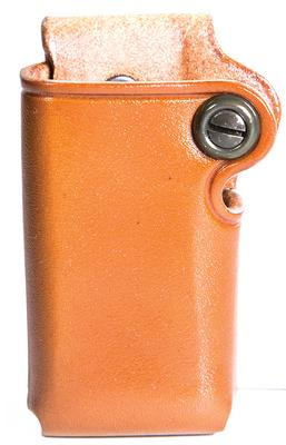 SINGLE MAG CASE BROWN DOUBLE STACK