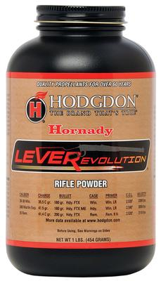 LEVER EVOLUTION 1LB POWDER