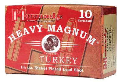 12GA HEAVY MAGNUM TURKEY 3` NICKEL #4