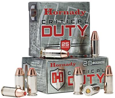 9MM CRITICAL DUTY 135 GRAIN FLEXLOCK