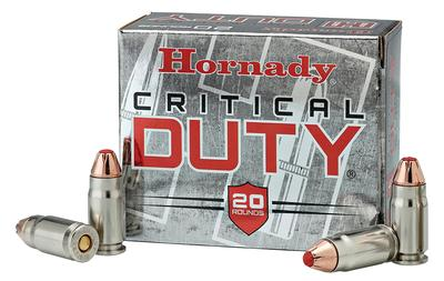 9MM CRITICAL DUTY 135GR FLEX