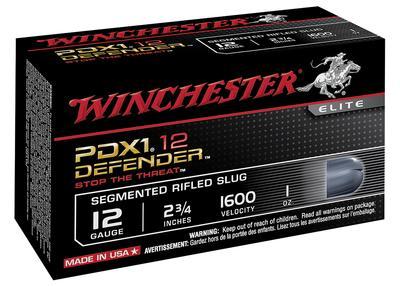 12GA PDX1 DEFENDER SEG-SLUG