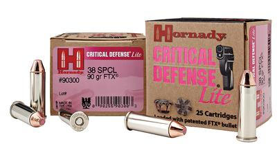38SPC CRITICAL DEFENSE LITE 90GR FTX