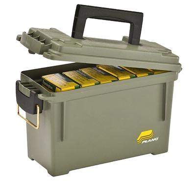 FIELD BOX OD GREEN PLASTIC
