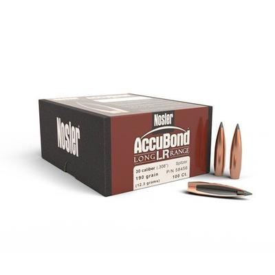 30CAL ACCUBOND LONG RANGE 190 GR
