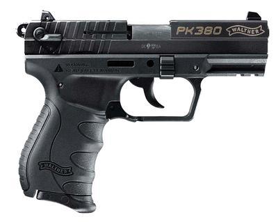 380ACP PK380 BLACK 3.66