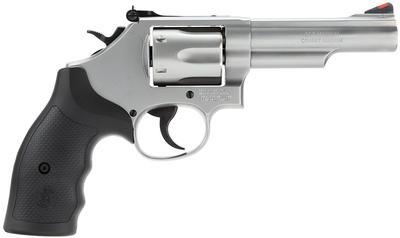 357MAG M-66 MATTE SS 4BBL