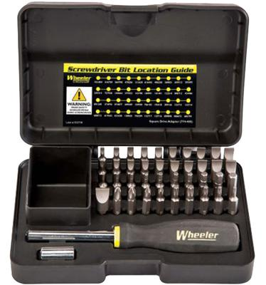 43PC GUNSMITH SCREWDRIVER SET